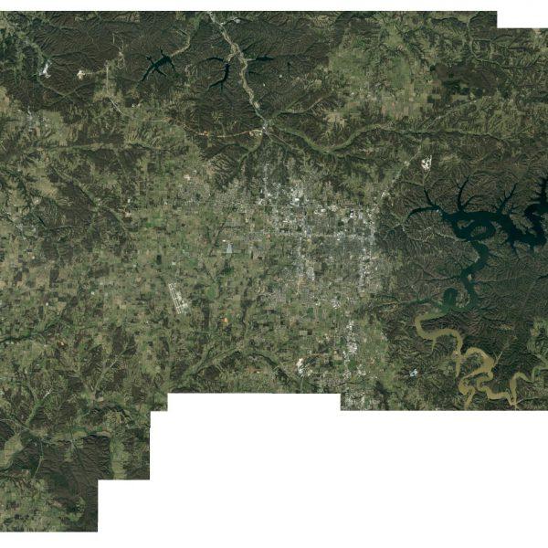 Benton County: Six Inch Countywide Orthos 2015 (raster)
