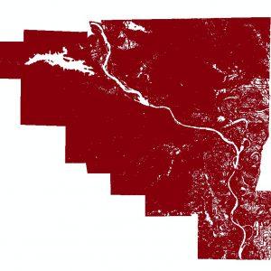 Pulaski County 2 Foot Contours: 2010-2011 (line)