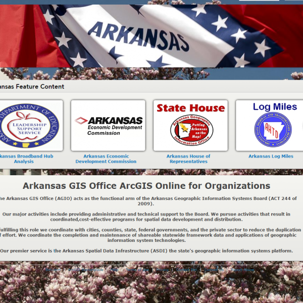 ArcGIS Online Maps