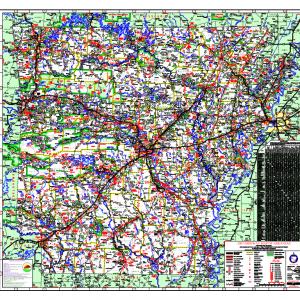 ArcGIS Online Maps | Arkansas GIS Office