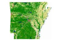 Land Use Land Cover Fall 2004 (raster)