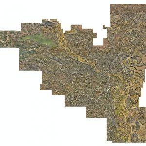 Pulaski County: Three inch/Six inch Countywide Ortho 2016 (raster)