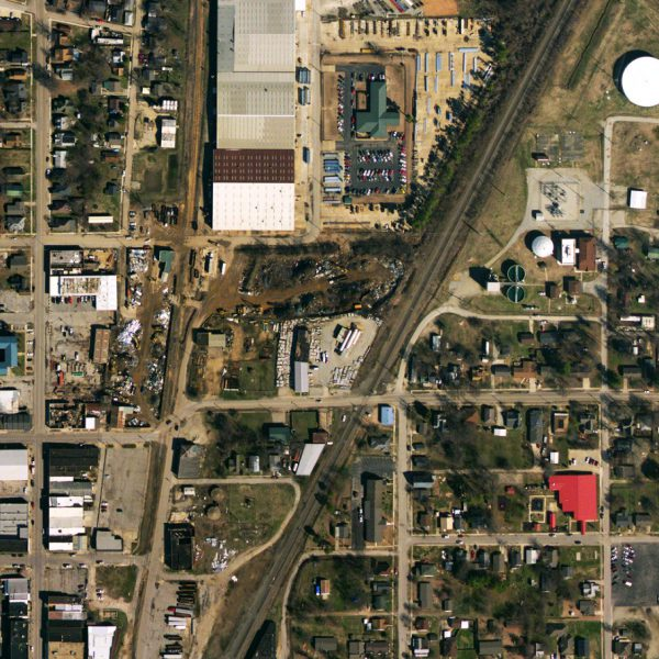City of Paragould: 1 Foot Orthos 2014 (Raster)